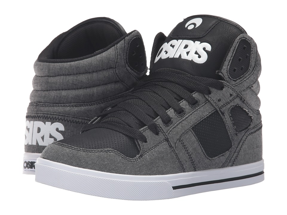 Osiris Clone (Black/Textile/Black) Men