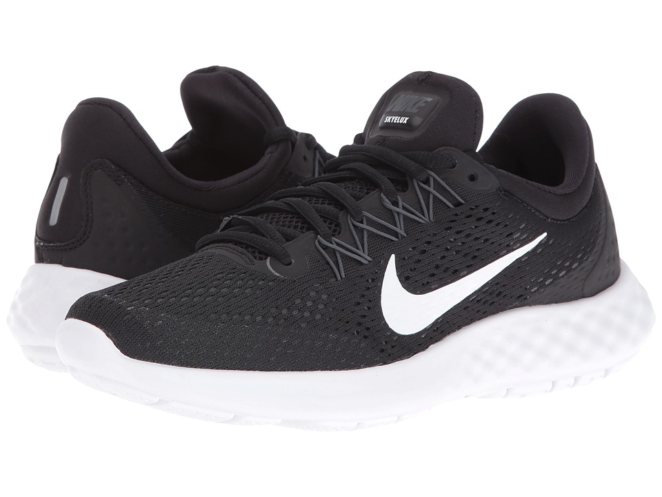 Nike - Lunar Skyelux (Black/White/Anthracite) Women's Shoes