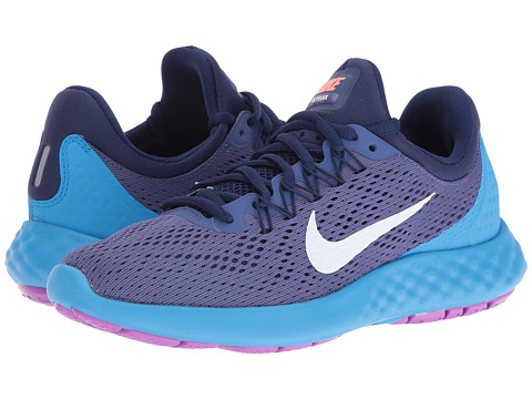 Nike Lunar Skyelux - Dark Purple Dust/Loyal Blue/Blue Glow/White