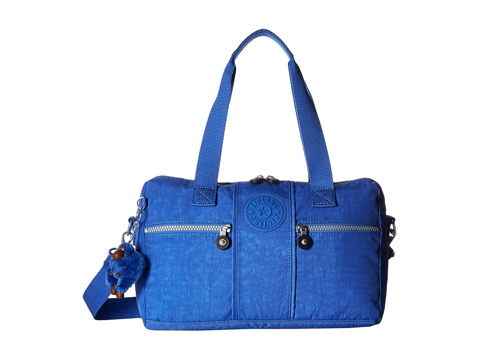 Kipling - Izabela Satchel (Sailor Blue) Satchel Handbags