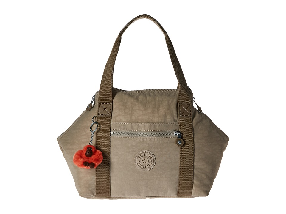 Kipling Art Satchel Sandcastle Satchel Handbags