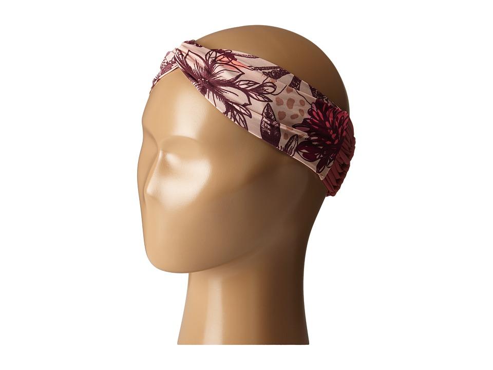 Maaji Floral Beach Turban Multicolor Headband