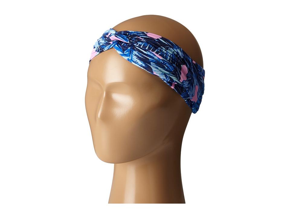 Maaji Palms Beach Turban Multicolor Headband