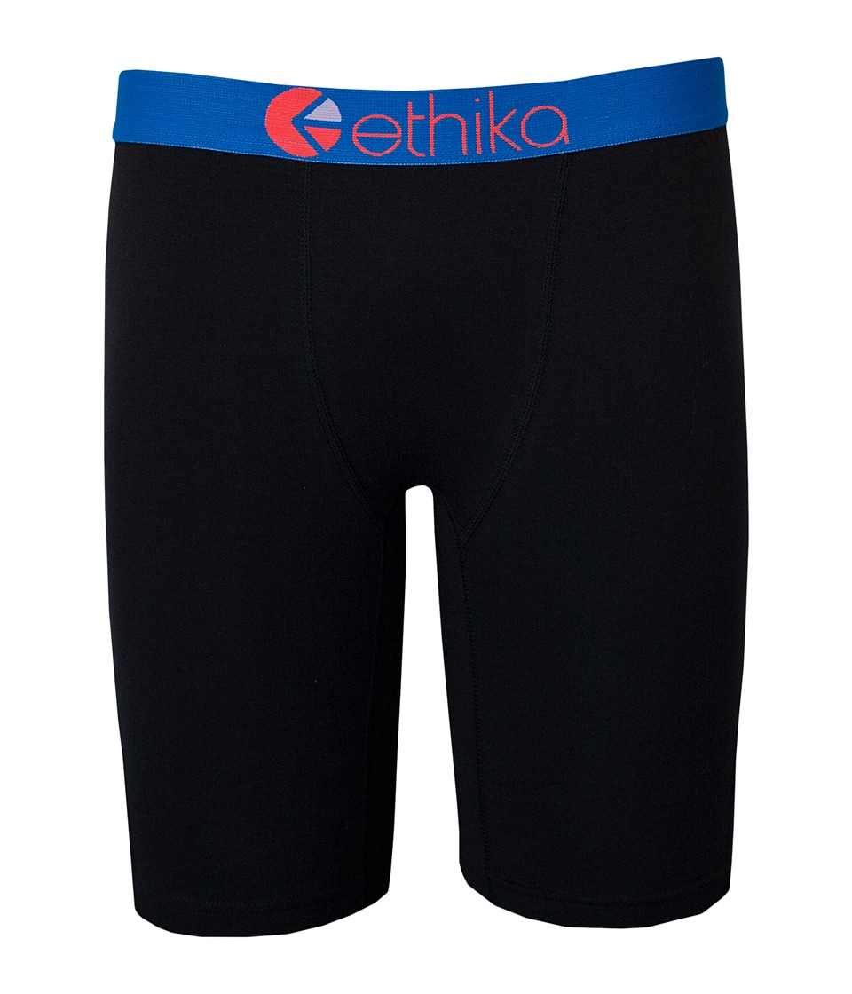 ethika The Staple OKC Boxer Brief Black Mens Underwear