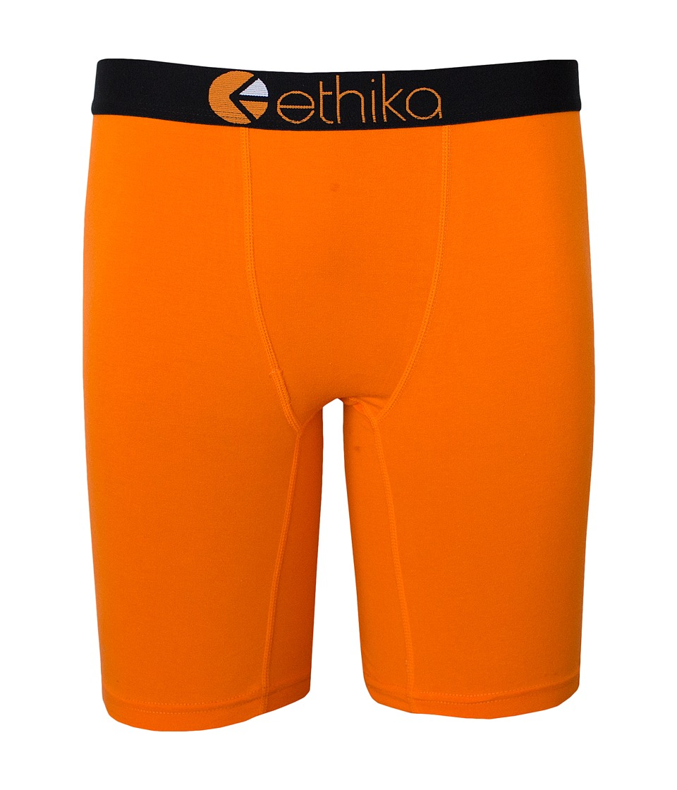 ethika The Staple Nation Boxer Brief Orange Mens Underwear