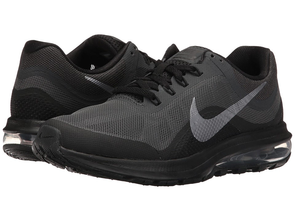 Nike - Air Max Dynasty 2 (Anthracite/Black/Metallic Cool Grey) Womens Running Shoes