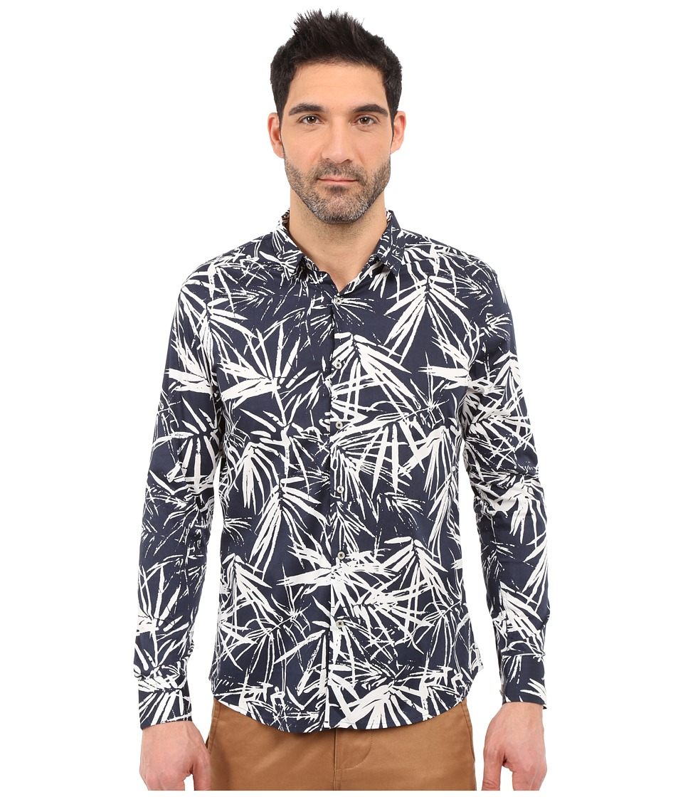 7 Diamonds 7 Diamonds - Night Garden Long Sleeve Shirt