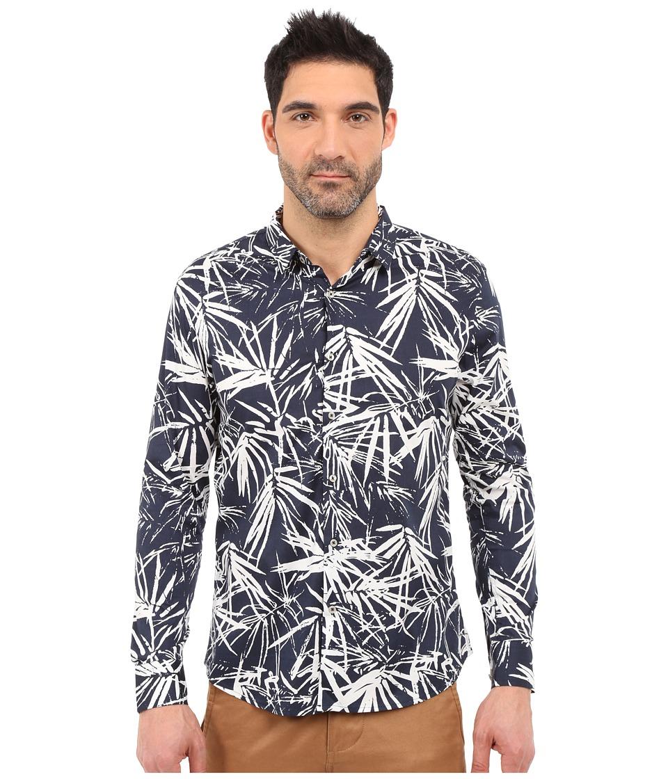 7 Diamonds - Night Garden Long Sleeve Shirt