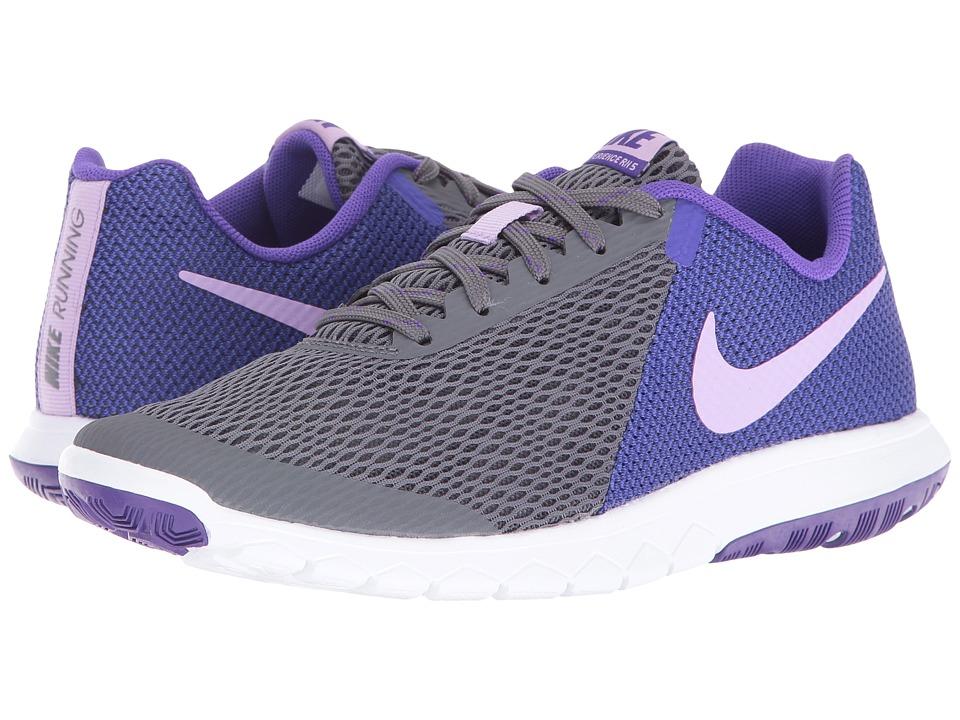 Nike Flex Experience RN 5 (Dark Grey/Urban Lilac/Fierce Purple/White) Women