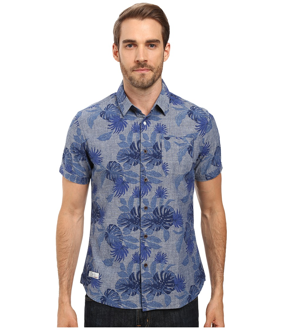 7 Diamonds - Guilded Short Sleeve Shirt