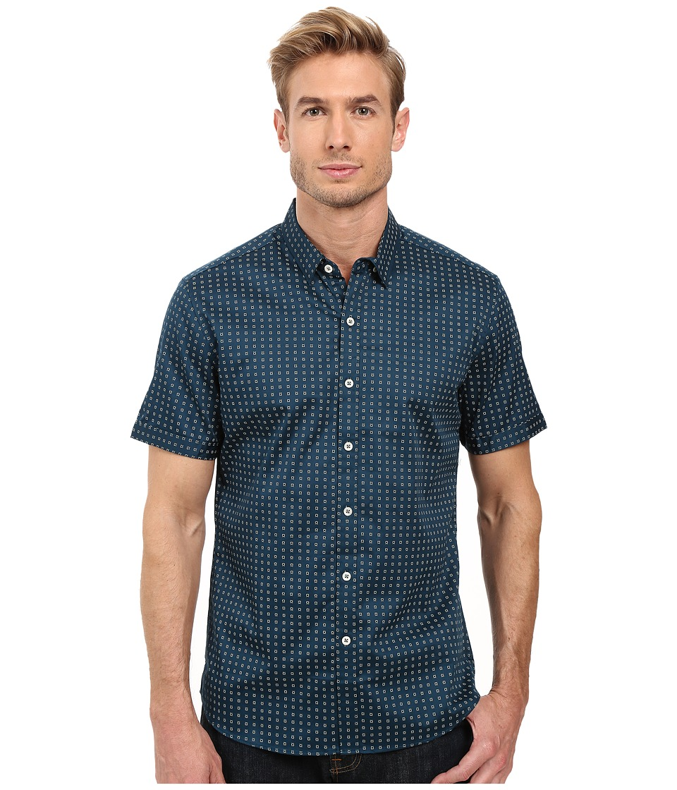 7 Diamonds - Emerald Knight Short Sleeve Shirt