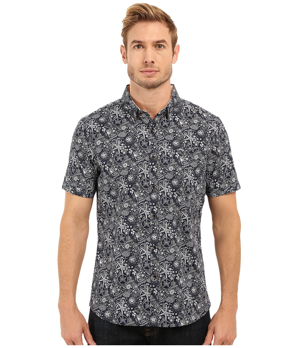 7 Diamonds - Shell Shocked Short Sleeve Shirt