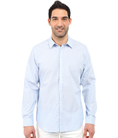 Calvin Klein - Classic Fit Cool Tech Non-Iron Striped Shirt