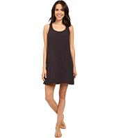 Michael Stars - Double Gauze Racerback Dress w/ Crochet