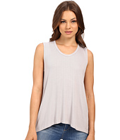 Michael Stars - 2X1 Rib Cross Back Tank Top