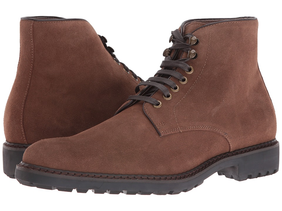 RUSH by Gordon Rush Brett (Rust Suede) Men