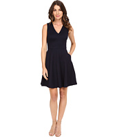 Ted Baker - Tawney Contrast Panel Skater Dress