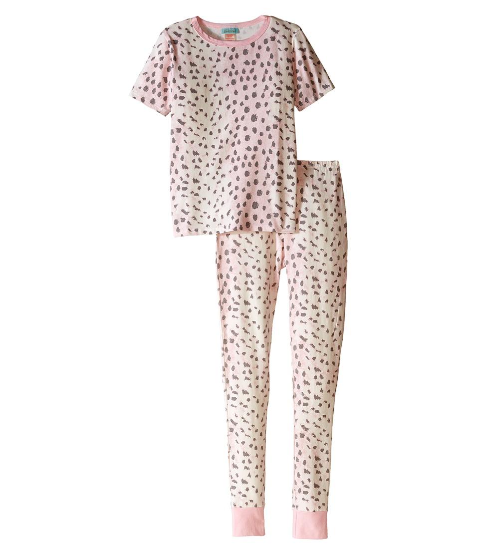 BedHead Kids - Short Sleeve Long Bottom Pajama Set