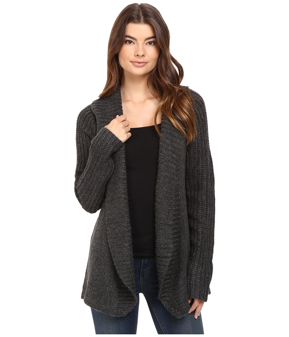 Burton - Adele Cardi (True Black Heather) Women