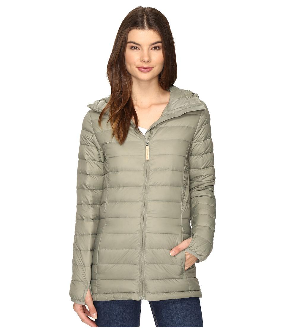 Burton Evergreen Hooded Down Insulator Jacket (Vetiver) Women