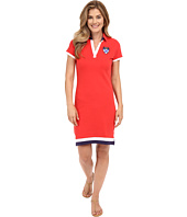 U.S. POLO ASSN. - Stretch Pique Polo Dress