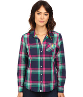 U.S. POLO ASSN. - Sporty Cotton Poplin Plaid Shirt