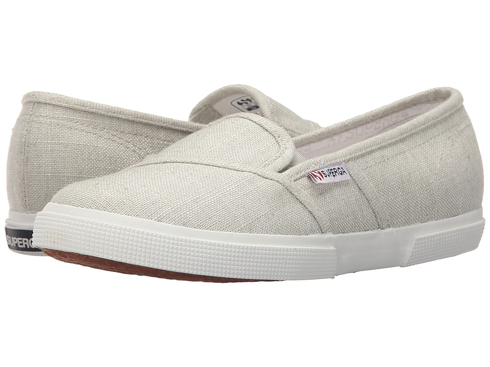 Superga 2210 LINW Sand Womens Slip on Shoes