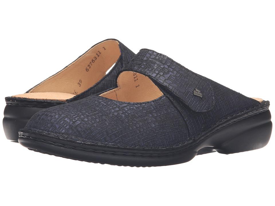 Finn Comfort Stanford (Notte Cris) Women's Clogs/Mule Shoes