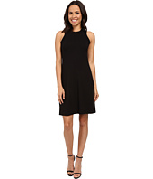 Karen Kane - Hi Neck A-Line Dress