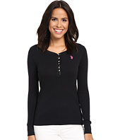 U.S. POLO ASSN. - Bling Henley