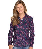 U.S. POLO ASSN. - Floral Print Poplin Shirt