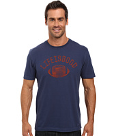 Life is good - Life is Good® Football Crusher Tee