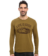 Life is good - Life is Good® Airstream Long Sleeve Crusher Tee