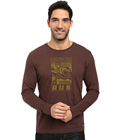 Life is good - Long May You Run Long Sleeve Crusher Tee