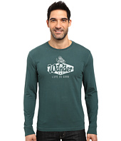 Life is good - Wander Long Sleeve Crusher Tee