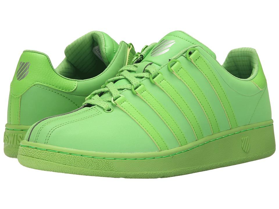 K-Swiss - Classic VN Reflective (Flash Green/Flash Green) Men