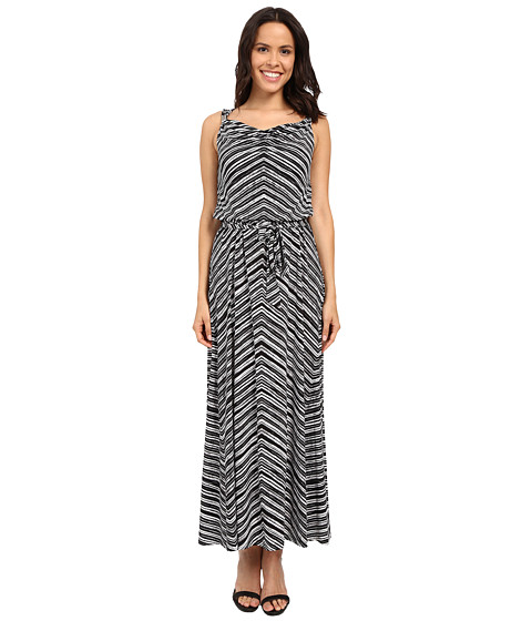 Calvin Klein Maxi Dress w/ Hardware