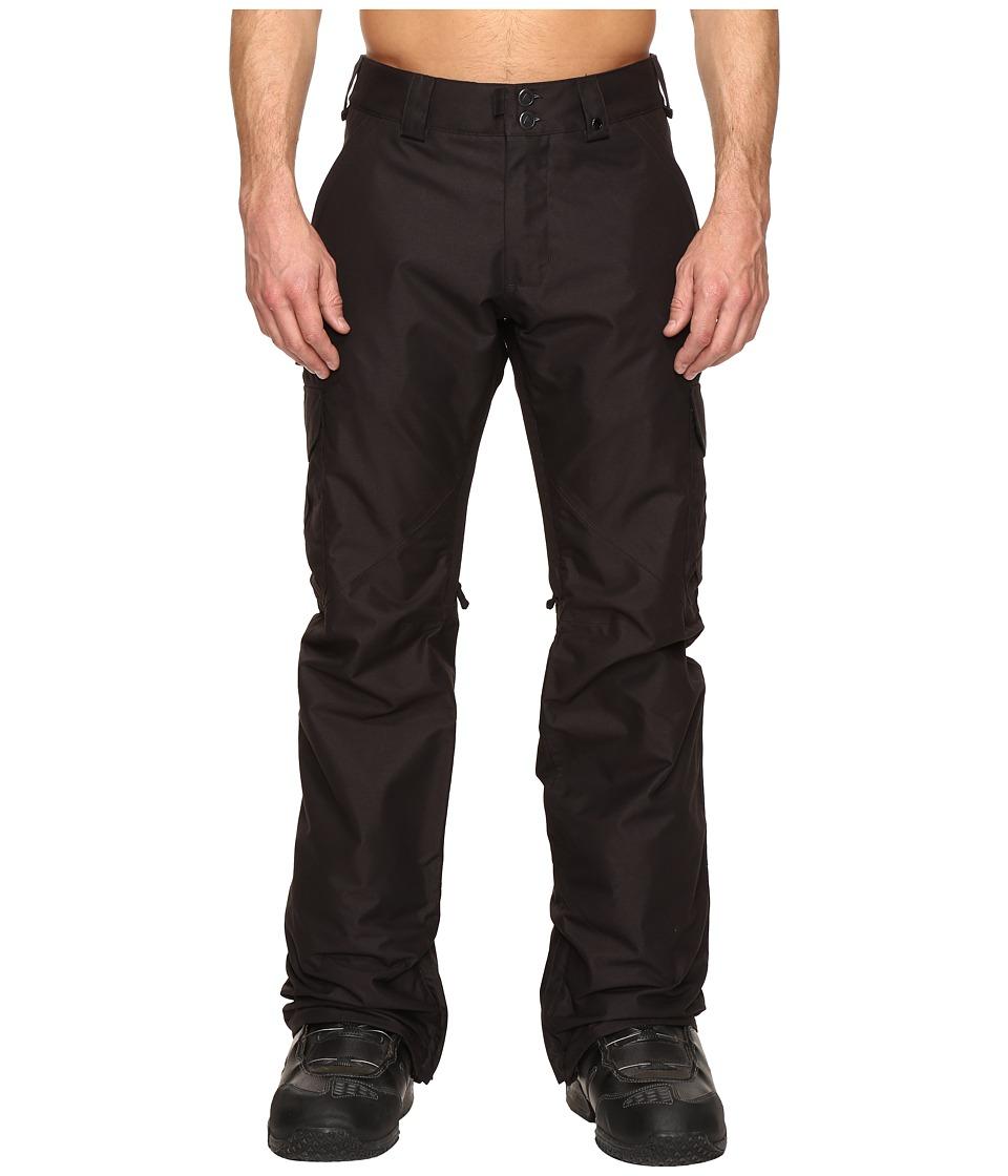 Burton Cargo Pant-Tall (True Black 3) Men's Outerwear