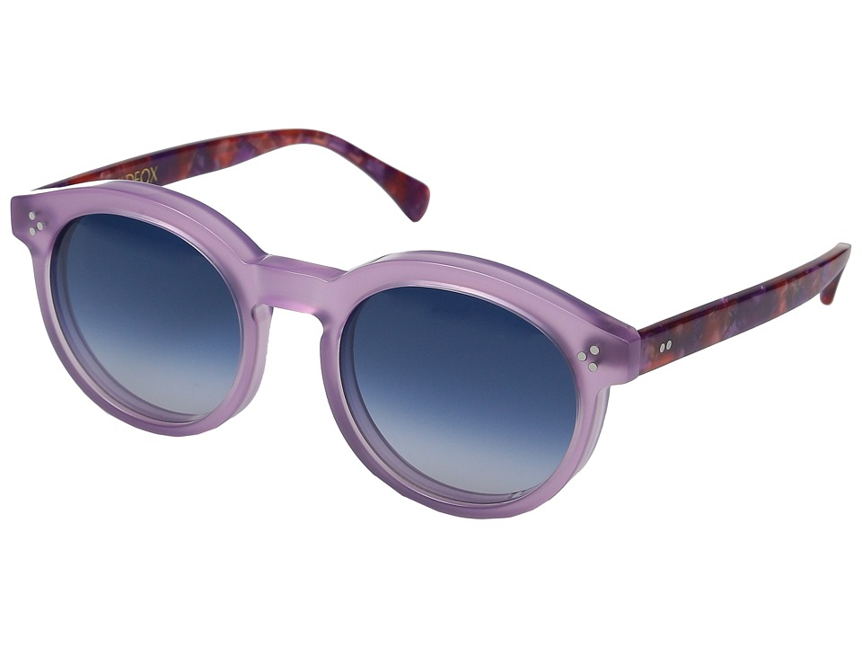 Wildfox Harper Wildflower/Blue Gradient Fashion Sunglasses