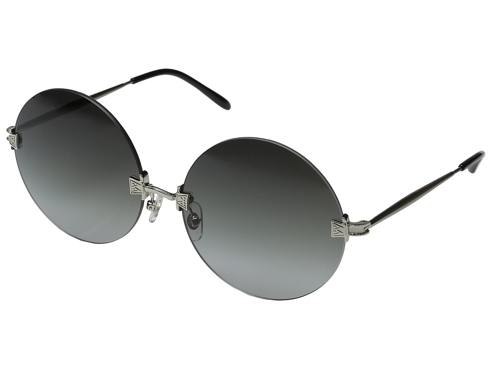 Wildfox Pearl Antique Silver/Grey Gradient Fashion Sunglasses