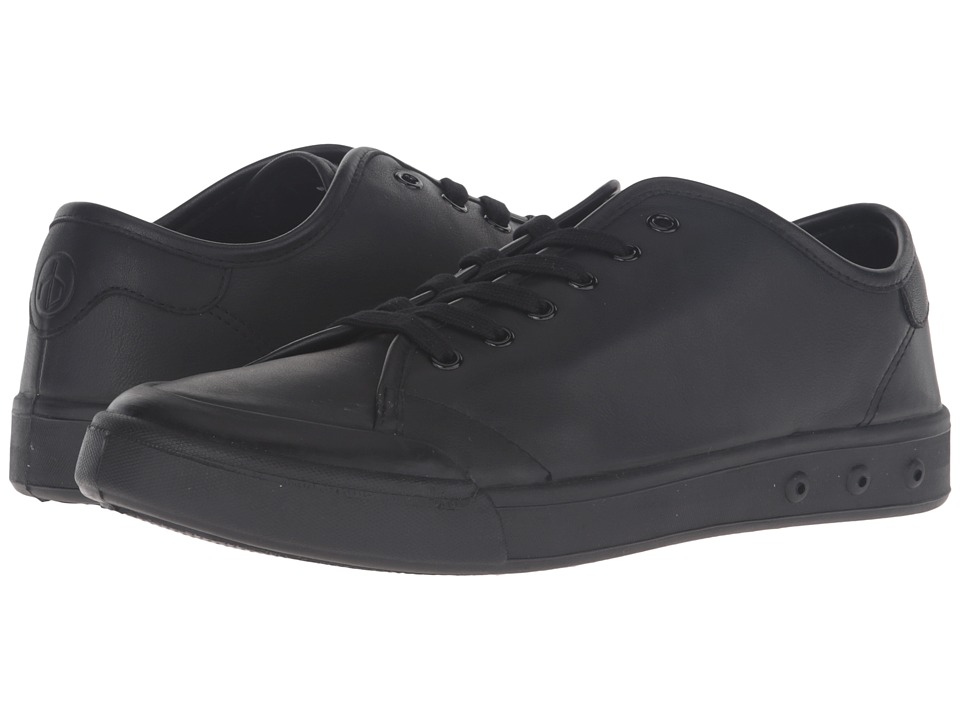 rag & bone - Standard Issue Leather Lace-Up (Black) Mens Shoes