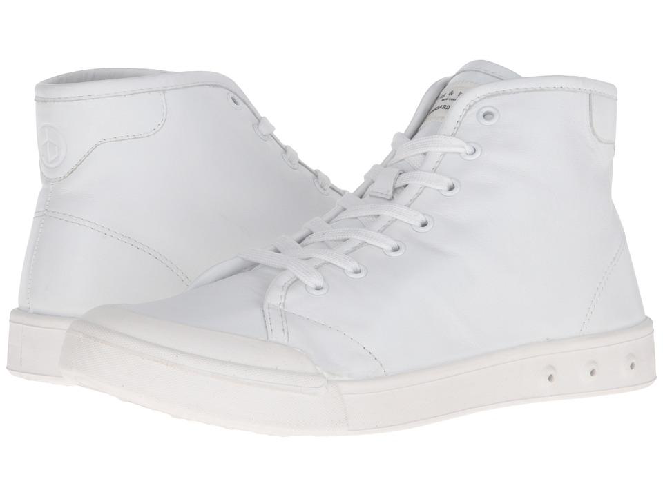 rag & bone - Standard Issue Leather High Top