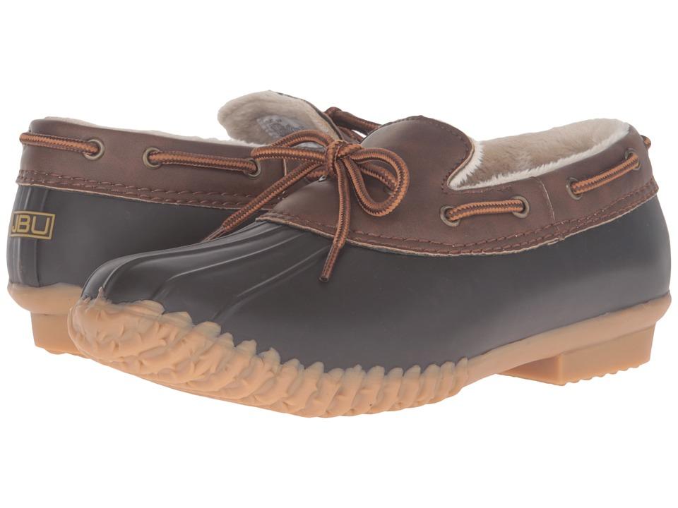 JBU Gwen (Brown) Slip-On Shoes