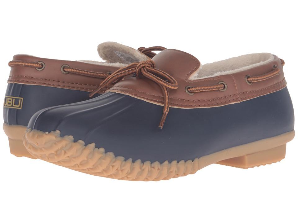JBU Gwen (Navy) Slip-On Shoes
