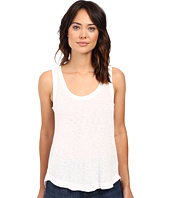 Splendid - Slub Jersey Split Back Tank Top