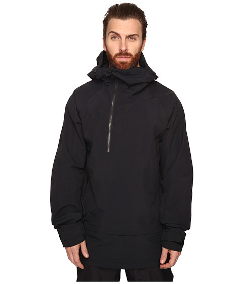 Burton AK 2L Velocity Anorak Jacket - True Black