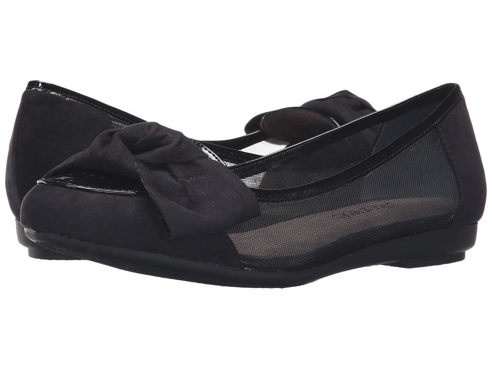 J. Renee Bacton Black/Black Womens Shoes