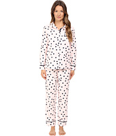 Kate Spade New York - Packaged Flannel Pajama Set