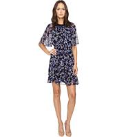 Kate Spade New York - Hydrangea Chiffon Dress