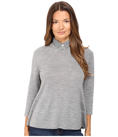 Kate Spade New York Collared Relaxed Sweater
